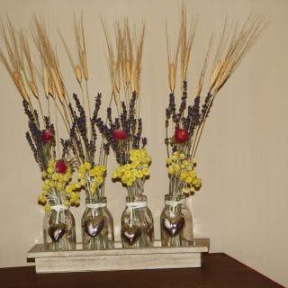 Fleur chambre hotes Gordes