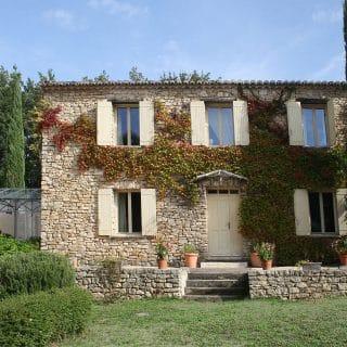 Le Mas Vigneron maison d'hotes Vaucluse