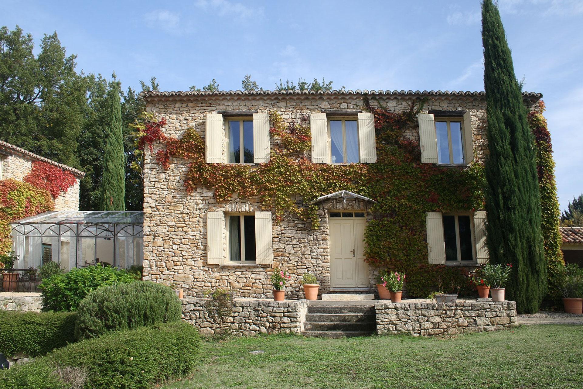 Le Mas Vigneron maison d'hotes Luberon
